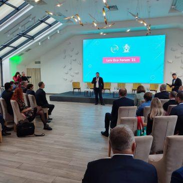 Lviv Eco Forum 21.